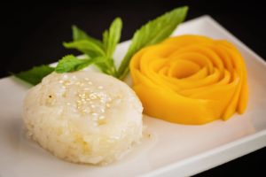 071 Sticky Rice and Mango